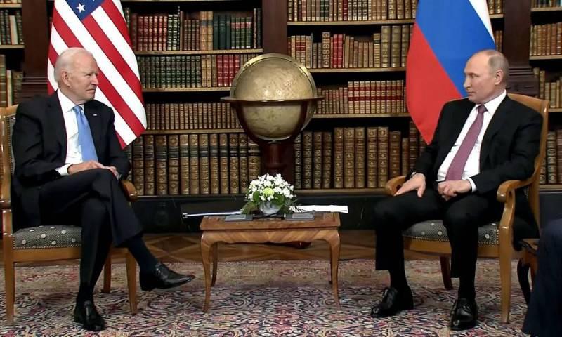 В Польше рассказали о полученной «травме» от встречи Путина с Байденом