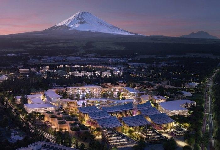 Toyota планирует построить «умный» город, чтобы испытать новейшие технологии