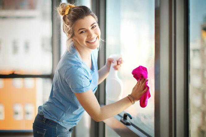 Как помыть окна в домашних условиях: простые, но эффективные методы