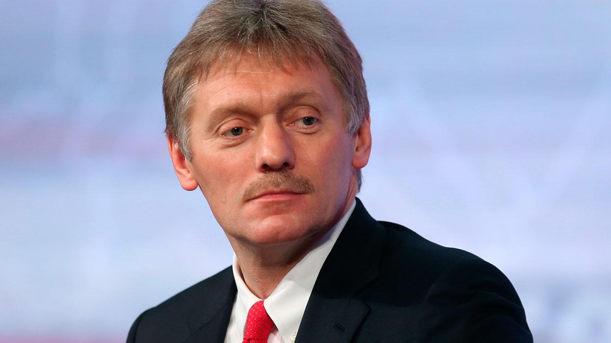 Песков сказал, чего Россия хочет от Украины