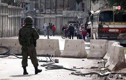 Шойгу призвал де Мистуру создать комиссию для оценки ситуации в Ракке