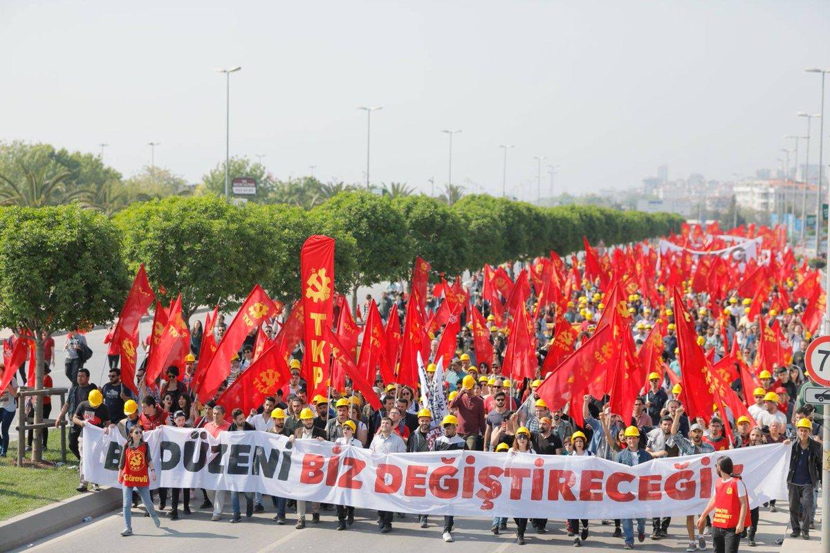 Выборы в Турции и позиция коммунистической партии Турции