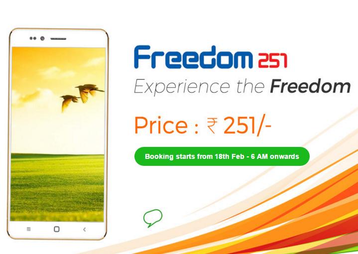 Дешевле некуда: индусы выпустили смартфон за 4 доллара