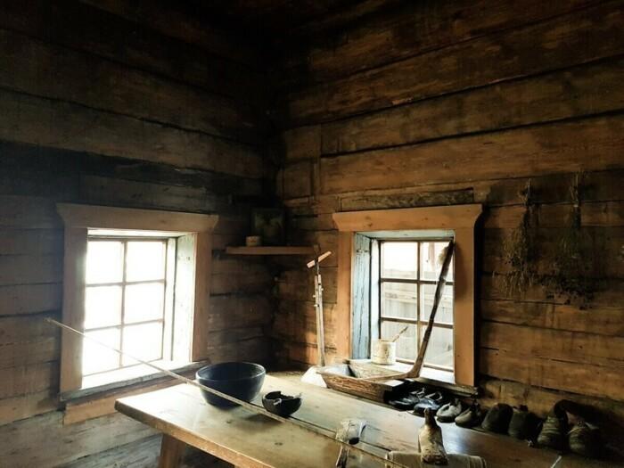 5 строительных хитростей, которые сибиряки применяли для своих нужд архитектура,ремонт и строительство