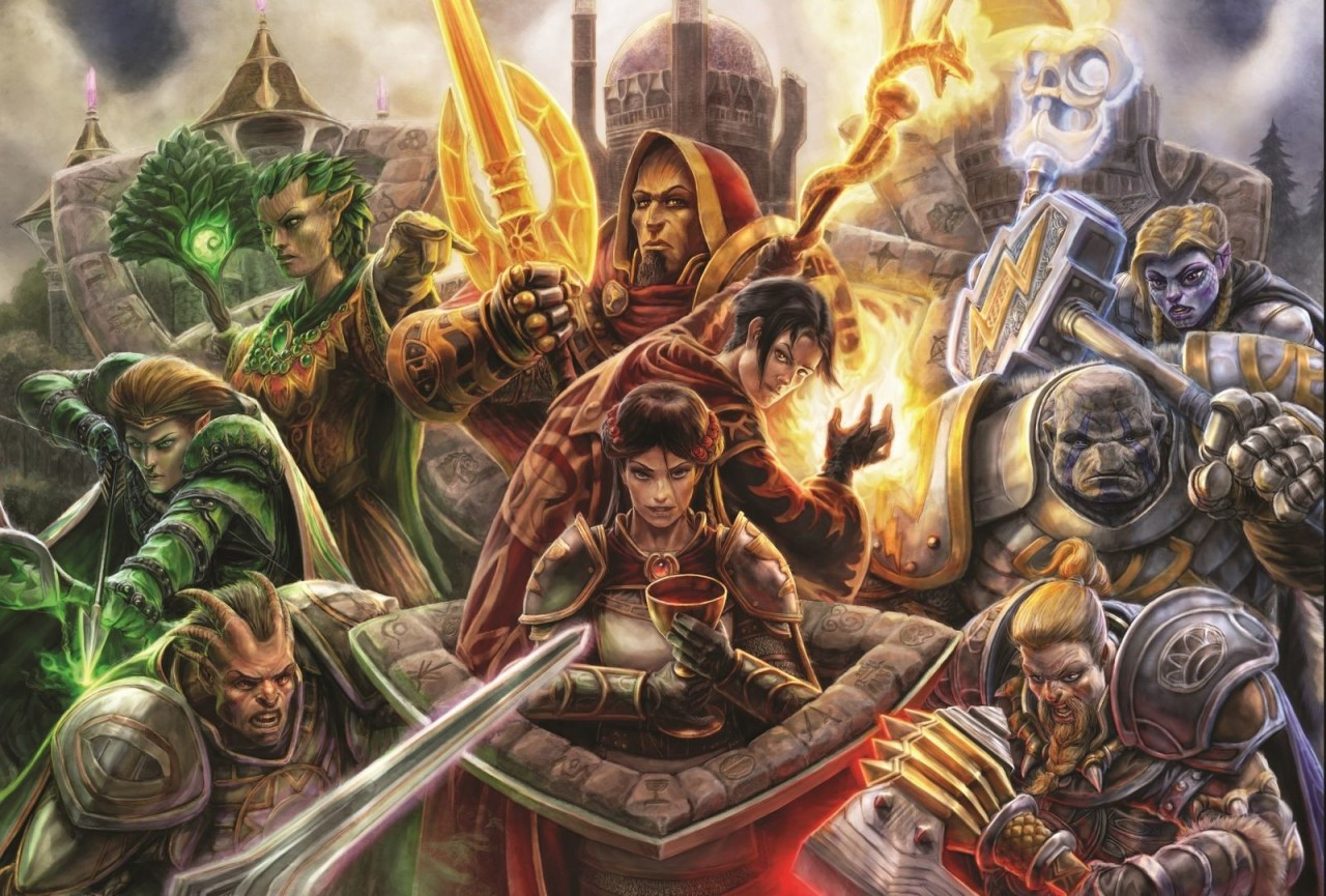 Dark Age of Camelot переходит на free-to-play в 2018