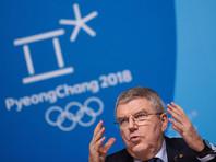 Россия будет требовать отставки президента МОК Томаса Баха