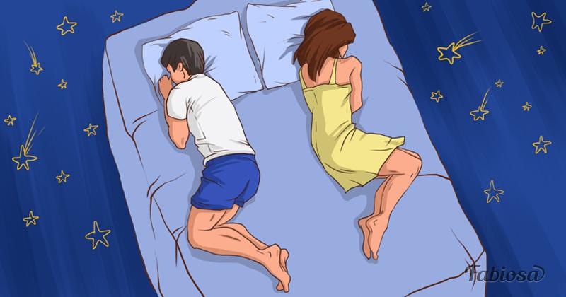 Поза сна вдвоем с картинками