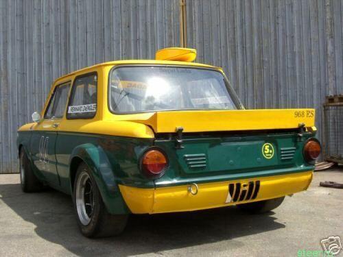 Sapo-Lada - гоночный