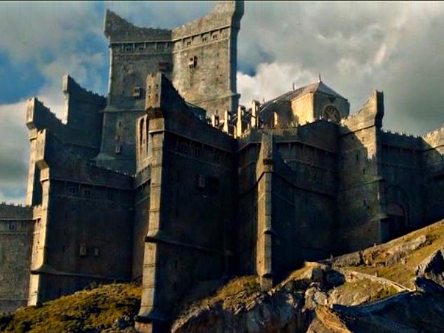 Декорации «Игры престолов» превратят в парки развлечений
