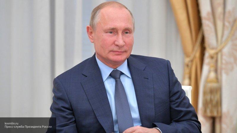 Путин подписал закон об освобождении от пошлин за восстановление утраченных при ЧС документов