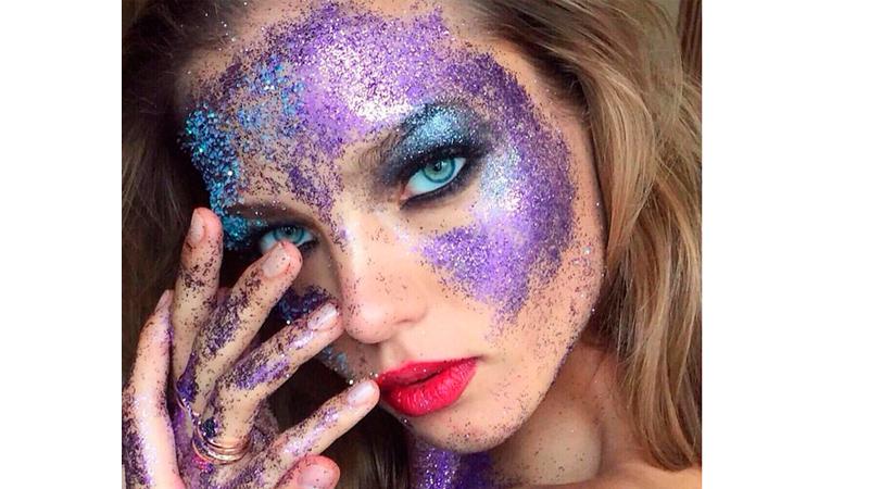 Страшно красиво: 5 ошибок новогоднего макияжа