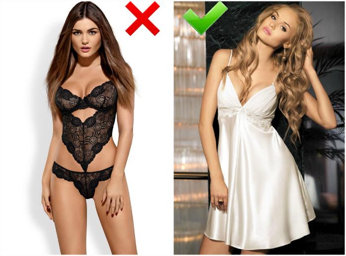 7 ошибок при выборе домашней одежды, способных испортить семейную жизнь домашняя одежда