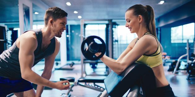 БЫТЬ В ФОРМЕ. Что тормозит ваш прогресс в спортзале