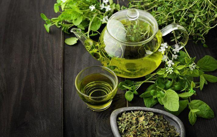 Зеленый чай может спасти от инфаркта