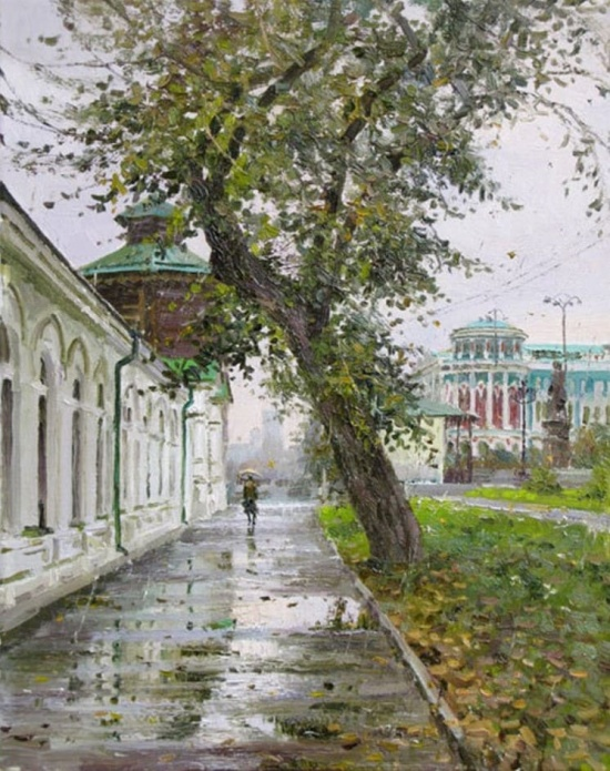 художник Алексей Ефремов картины – 28