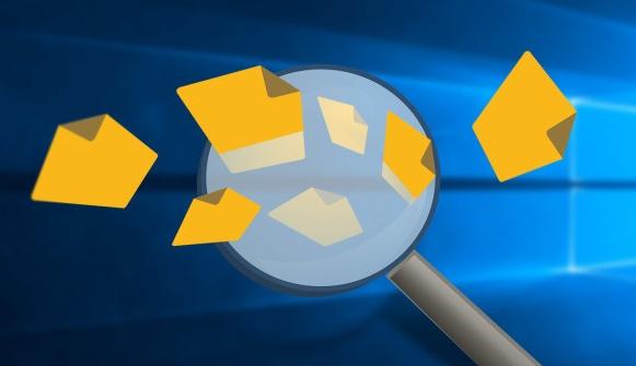 Как в Windows 10, 8.1 сохранить результаты поиска