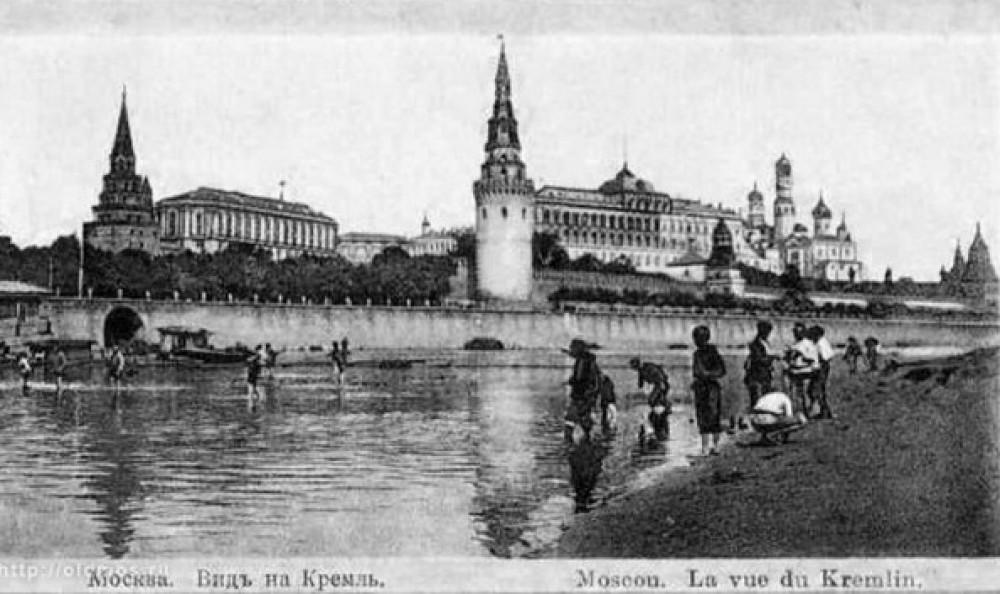 """""""Древняя Москва"""" построена Петербургом в 19 веке"""