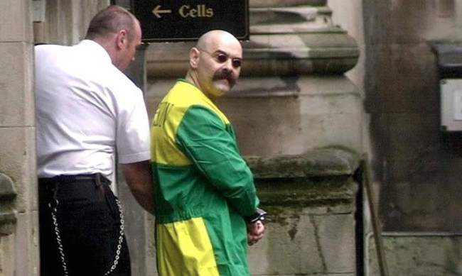 Чарльз Бронсон – самый непредсказуемый заключенный Великобритании