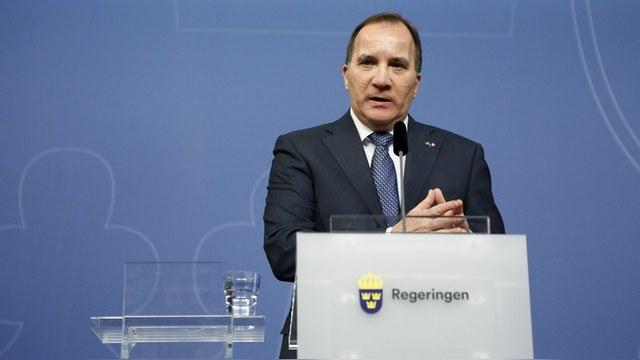 Премьер Швеции: Мнения Лаврова о вступлении в НАТО никто не спрашивал