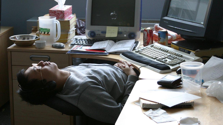 Фотография дня на рабочем месте