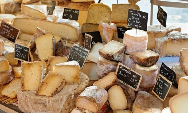 Стоимость и качество сыра в России