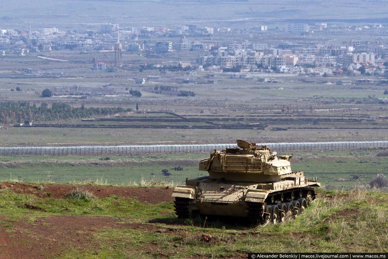 Пока вы спали, на Израиль напали