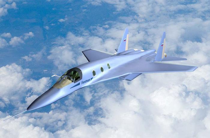 ОАК может разработать сверхзвуковой самолет в десятилетней перспективе