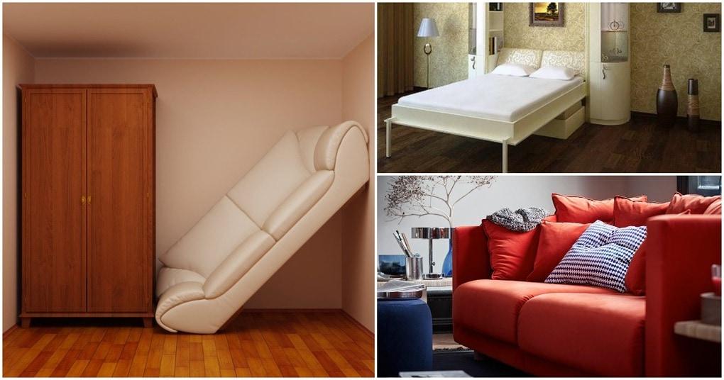 Основные ошибки в интерьере, которые делают вашу комнату меньше