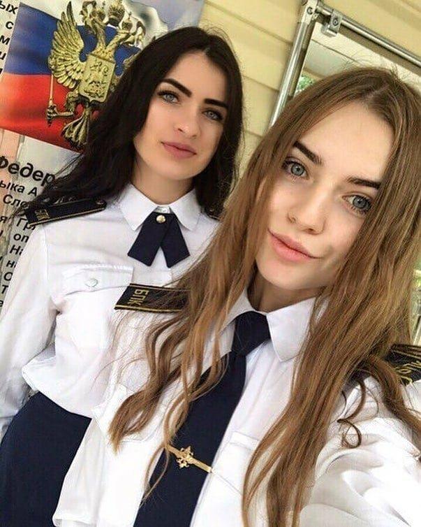 ФСИН ^_^ девушки, девушки в форме, когда идёт форму, пост о девушках, униформа, форма