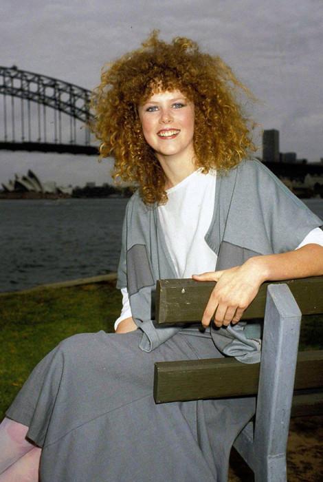 Австралийская актриса и продюсер.