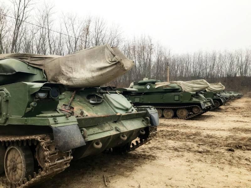 Украина возвращает в строй «Шилки»