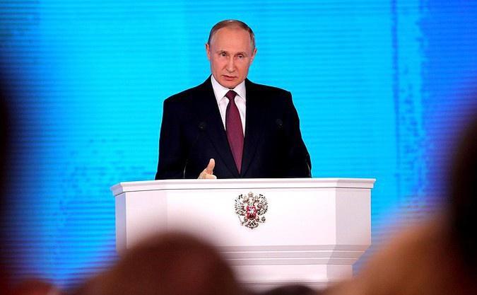 Путин потребовал улучшить законы ради технологического рывка России