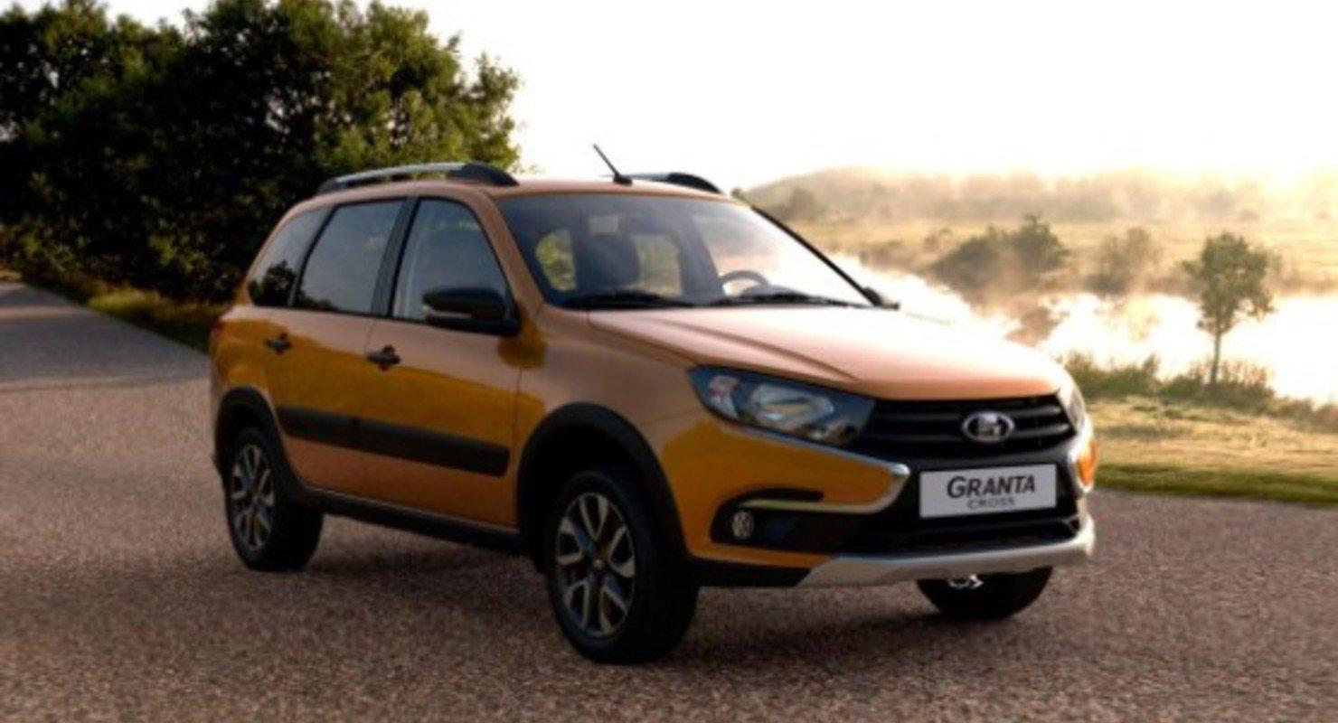 Модель LADA Granta получила новые комплектации Comfort Light и Luxe Light Автомобили