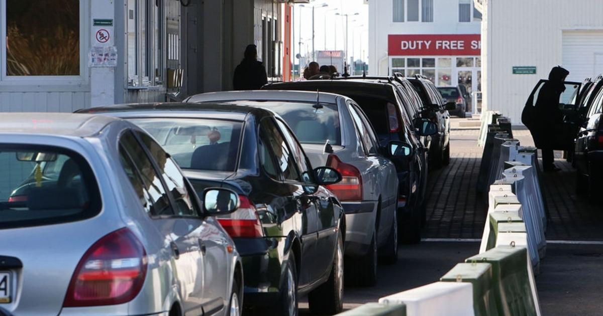 Изменились правила временного ввоза автомобилей