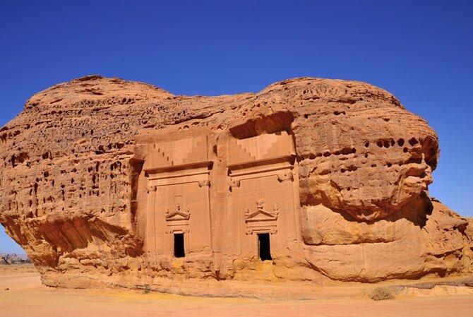 Мадаин Салих, Саудовская Аравия путешествия, факты, фото