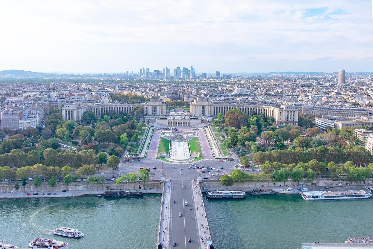 Париж разочаровывает туристов