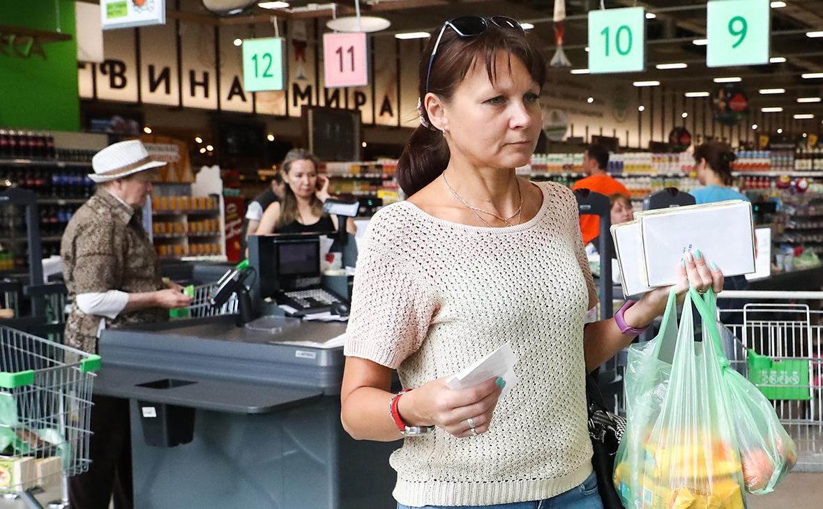 Сбербанк спрогнозировал неизменность высоких расходов россиян на еду общество,расходы,россияне,Сбербанк