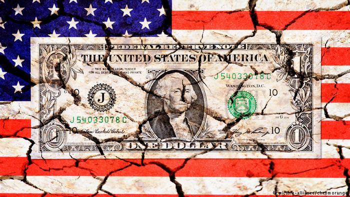 Кто угрожает американской валюте