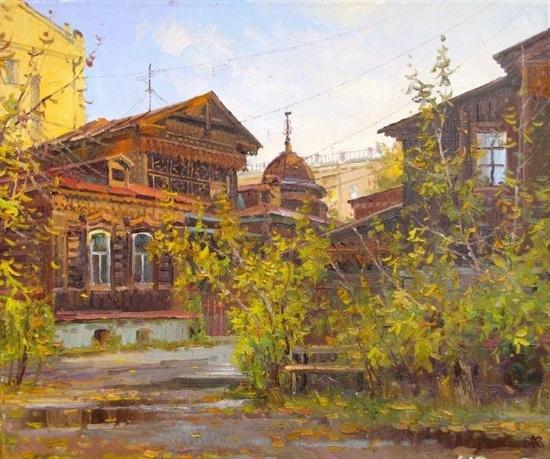 художник Алексей Ефремов картины – 08