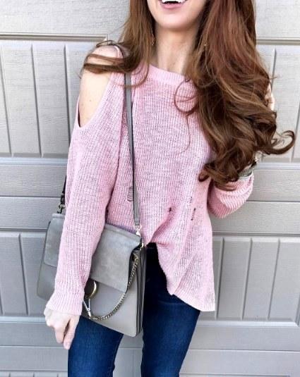 Шикарные образы в пудровых оттенках розового - 14 нежных идей на весну-лето 2019 мода