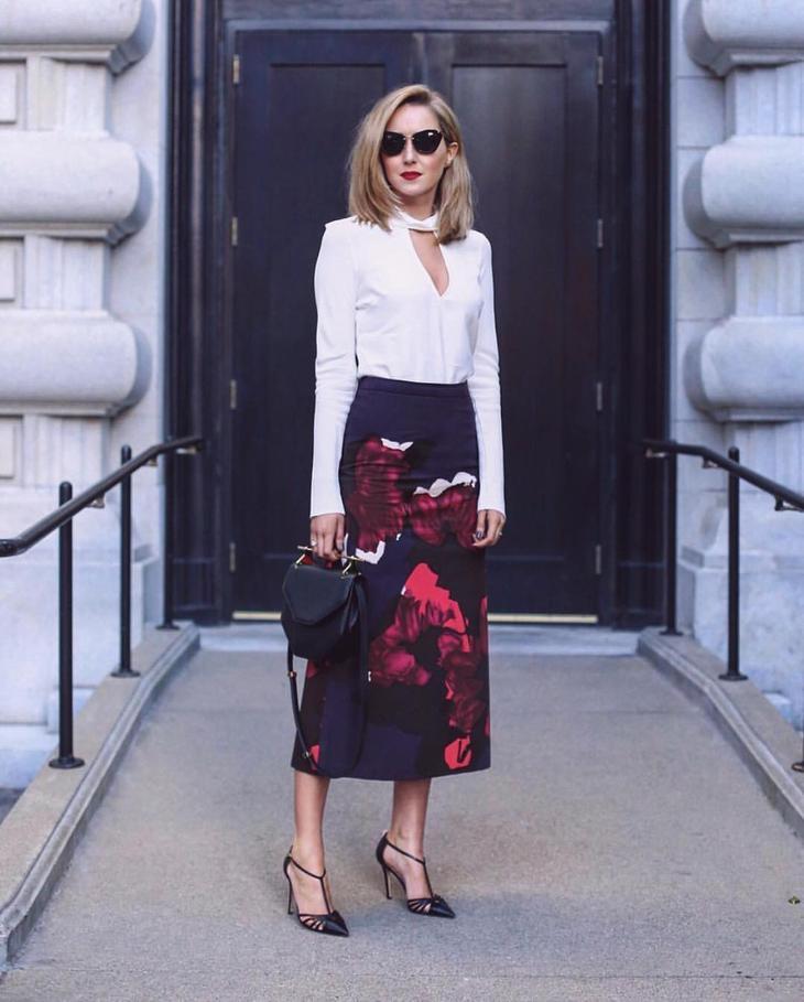 модные юбки 2019 фото 26