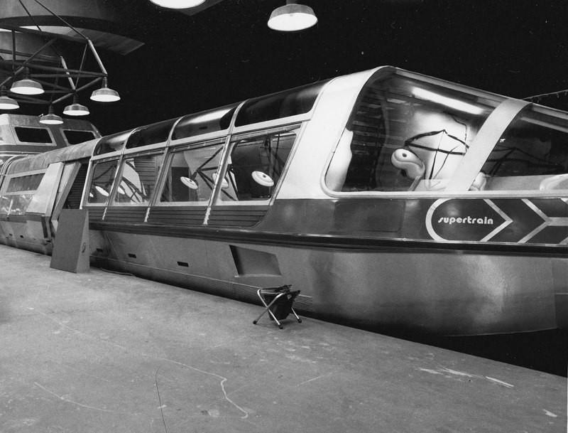 Атомный поезд Атомный поезд, поезд