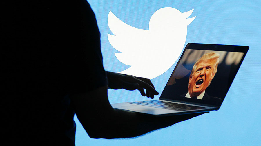 Потери Twitter в случае ухода из соцсети Трампа составят $2 млрд