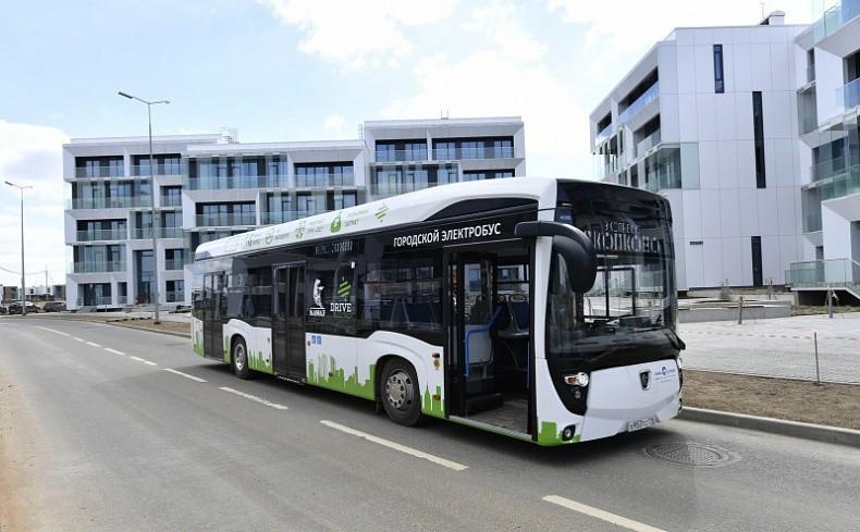 Камазовский электробус заряжается от розетки за 6 минут авто, зарядка, камаз, новости, техника, электробус