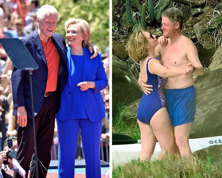 Как выглядят в купальниках принцессы и первые леди (Некоторые дадут фору Мелании Трамп)