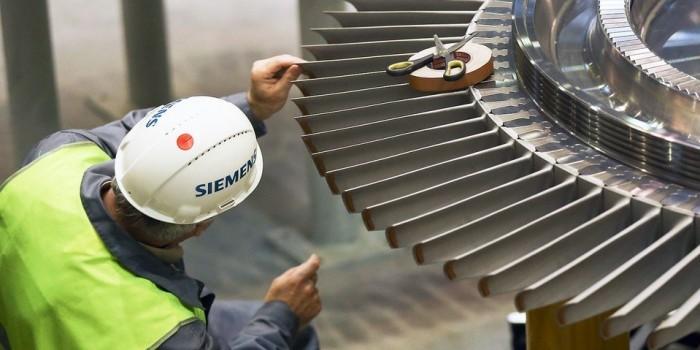 Siemens оценил потери из-за скандала с турбинами в России
