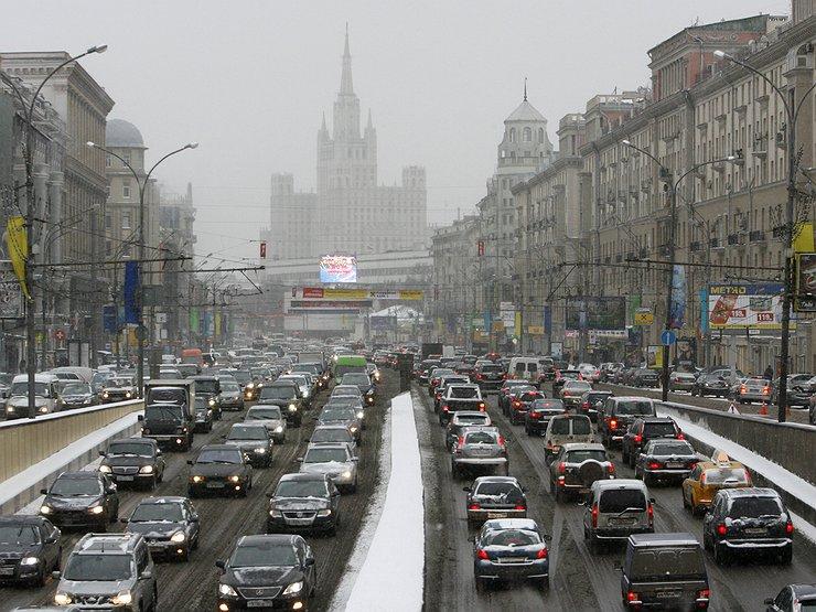 Как хочет Путин модернизировать автопарк России