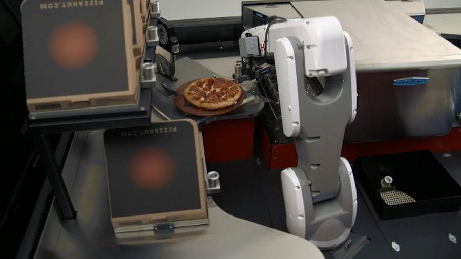 """Ну и гаджеты: роботизированная пиццерия на колёсах, радиоуправляемая машинка с дополненной реальностью и """"раскладушка"""" нового поколения"""
