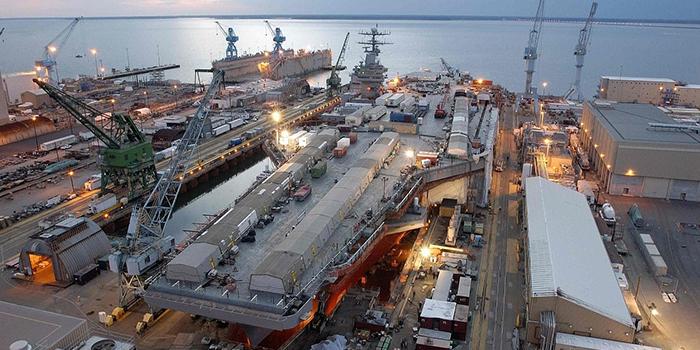 Строительство новой базы мор…