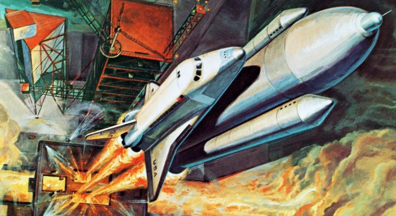 Спейс шаттл»: последний из НАСА